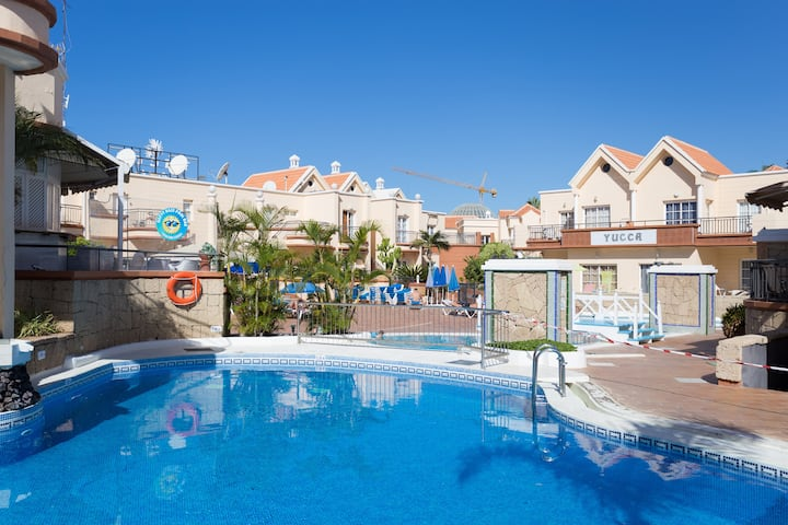 Apartment Yucca Park 5 min from Playa Fanabe
