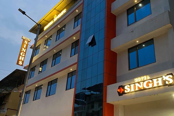 Hotel Singh`S by WB Hotels, Vashi, Navi Mumbai