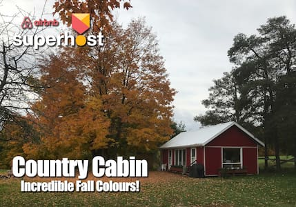 Country Cabin for Stays - WE ACCEPT BOOKINGS