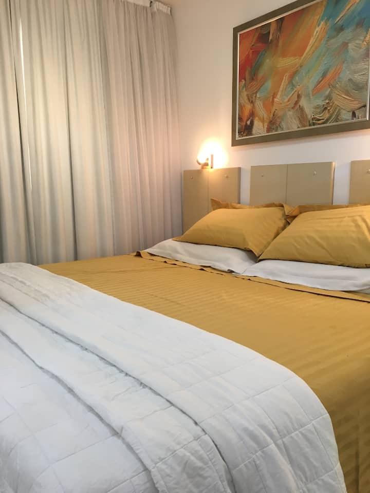 Ponta Negra King  size bed