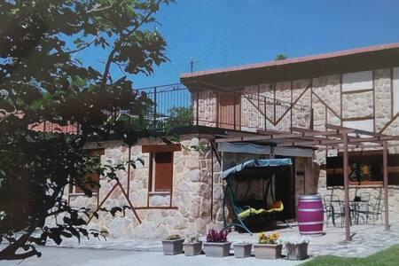 Villa El Salinar en Salamanca. Ideal familia/grupo