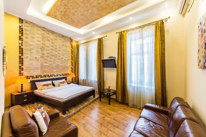 1-комнатная квартира Золотые Ворота, Крещатик
