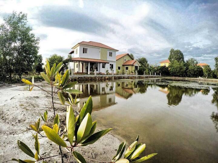 Sokun Piseth Village - (4 Bedrooms Villa)