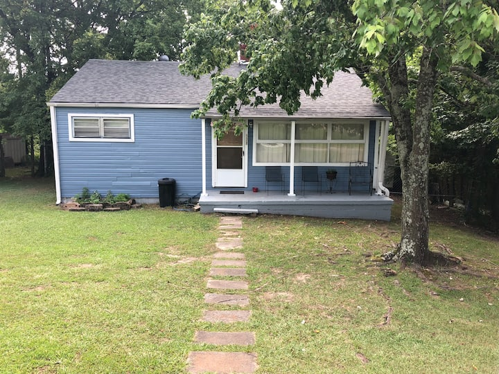 Older cozy efficiency home near UAB and downtown!