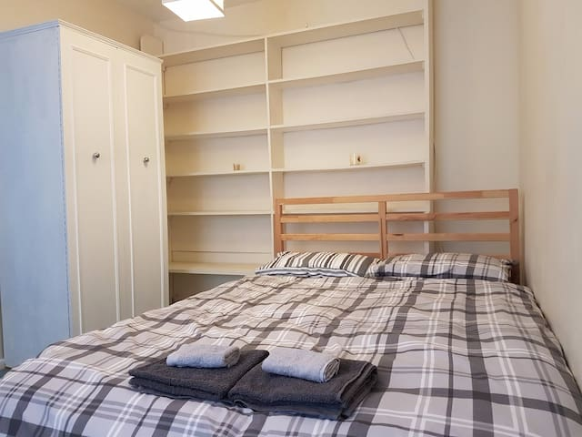 Quite Double room in Barton - Oxford - House