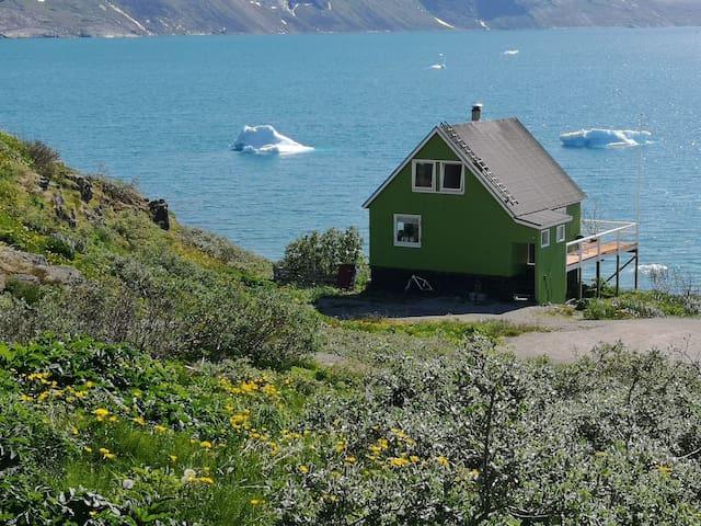 Dejligt hus med en god udsigt