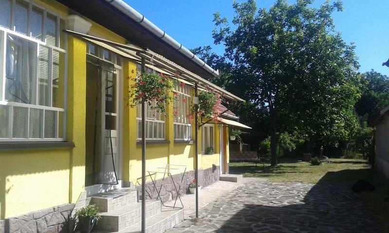 Bogácsi szállás egy Vendégházban - Bogács - Casa de huéspedes