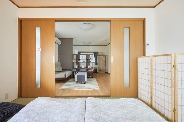 一楼榻榻米房间