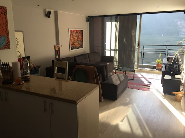 2 bedroom flat with club house in hot spot ZONA G