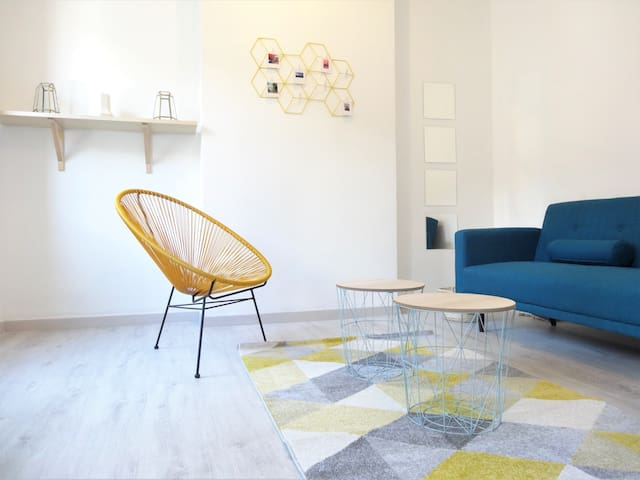 Cosy apartment - Rue Paradis - Marseille - Apartment