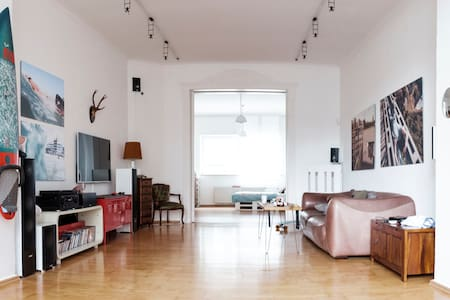 Feel Good – Loft-style apartment.  - Duisburg - Huoneisto