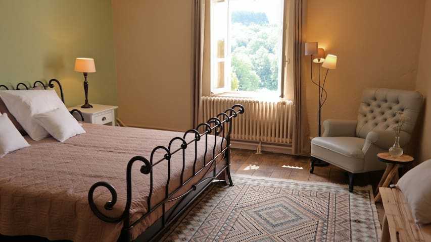 Luxe kamer met ligbad