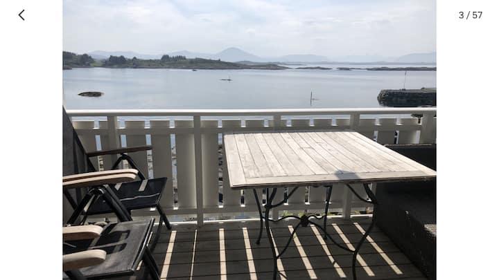 New Coastal Penthouse Apartment - Panoramic Views