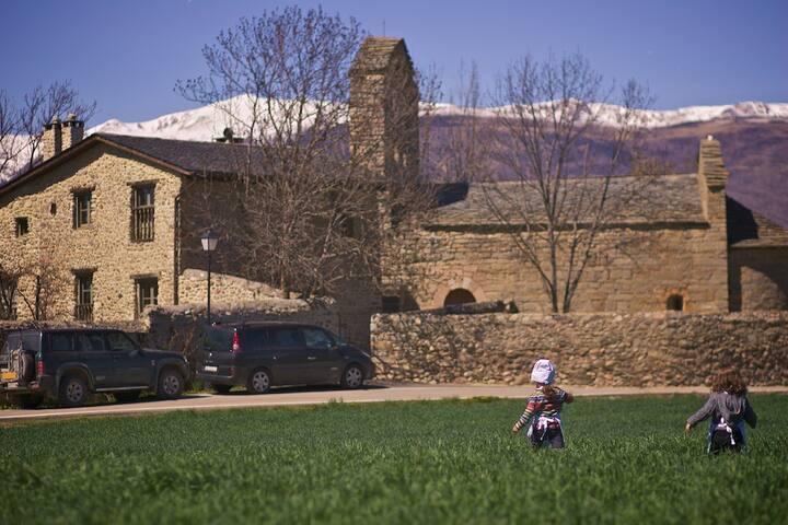 Casa con encanto en la cerdaña - Mosoll - House