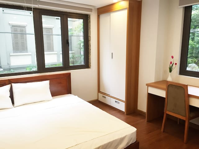 Brand new mini apartment in the city center - Trúc Bạch