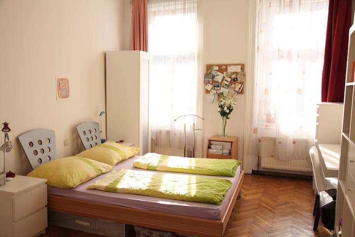 Cozy flat near the center - Viyana - Daire