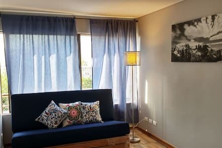 New place in Las Condes, fully equipped - Las Condes