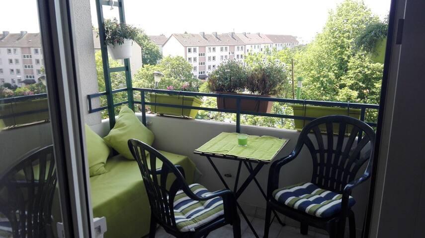 Schönes,modernes Apartment Nähe Flughafen Hannover - Langenhagen - Daire