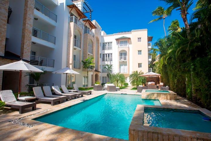 2 Bedrooms Suite in Punta Cana, D1
