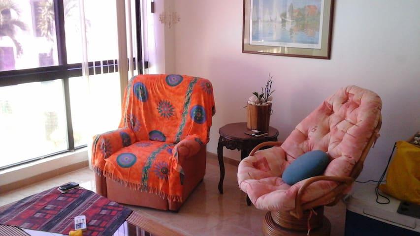 Apartamento 2 habitaciones 2 baños