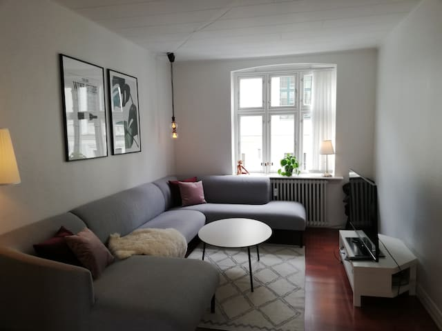 Apartment in the heart of Aalborg incl. parking!