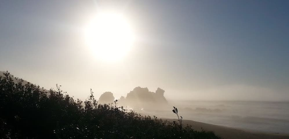Camel Rock Sunrise