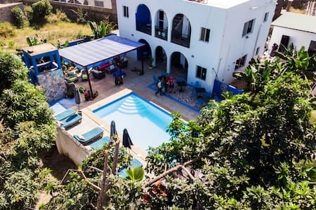 Camara Gardens Apartments with Pool - Gambia 3/4
