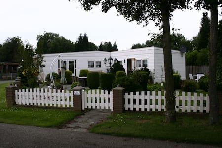 Aalst Gelderland Nabij Zaltbommel en Den Bosch - Aalst - Blockhütte