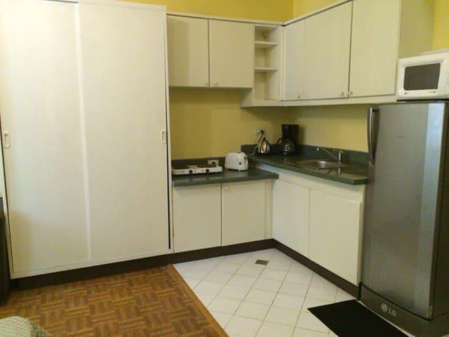 Studio Condominium in Manila