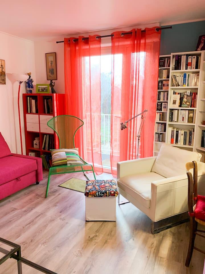 Appartement proche du centre d'Albi