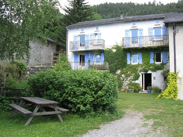 Maison Sarda chambre d'hôte 4 pers - Bolquère - Nature lodge