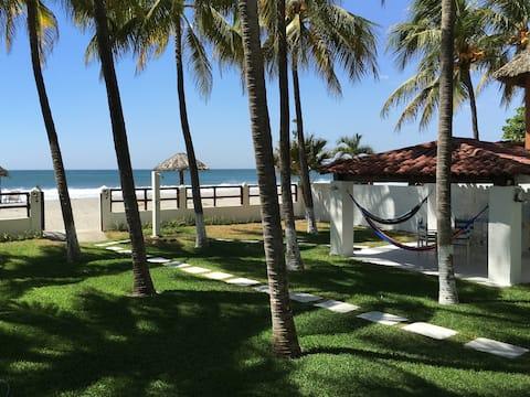 Brand New Beachfront House