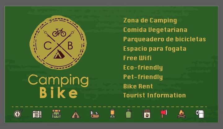 Camping bike Tababela  2x1