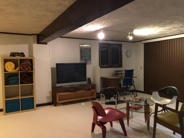 """""""Independent"""" studio apartment in Blacksburg"""