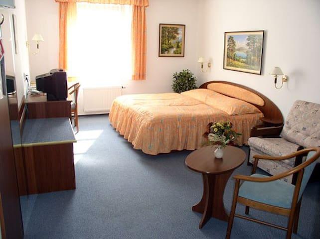 Klidné ubytování v centru Mohelnice