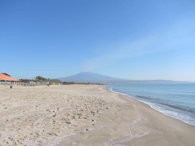 Al mare dell'Etna - Catania - Leilighet