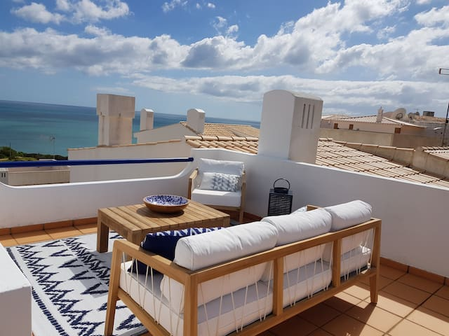 """""""Casinha Manta 2""""  - Chambre d'hôtes face à la mer"""