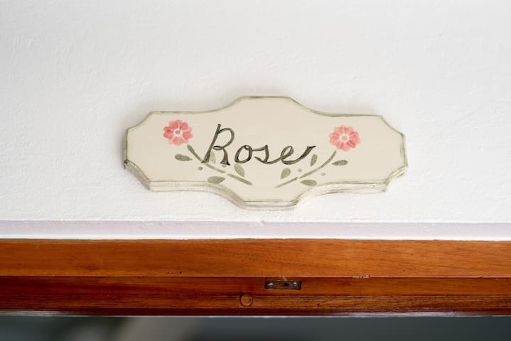 """Rose"" Bedroom"