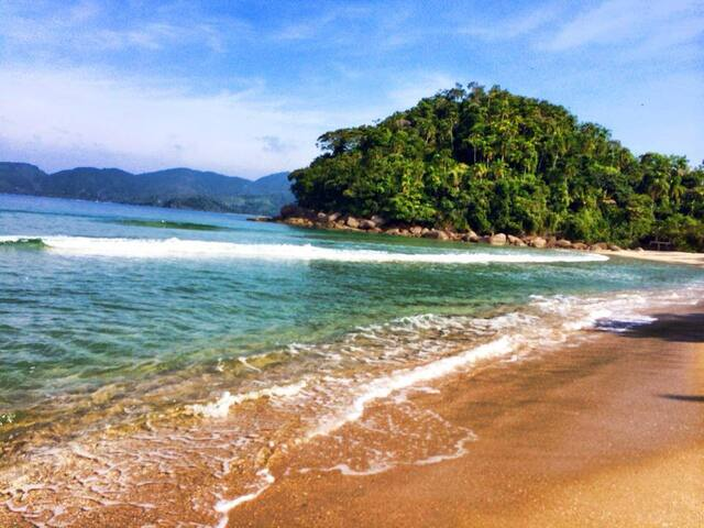 Canto Direito Praia do Lázaro - Cond. Pedra Verde