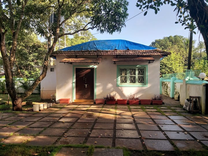 Charming cottage in Saligao nr Calangute/ Candolim