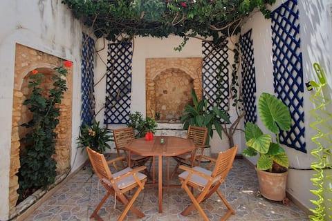 Casa con Encanto en Casco Antiguo - El Patio Te Encantará
