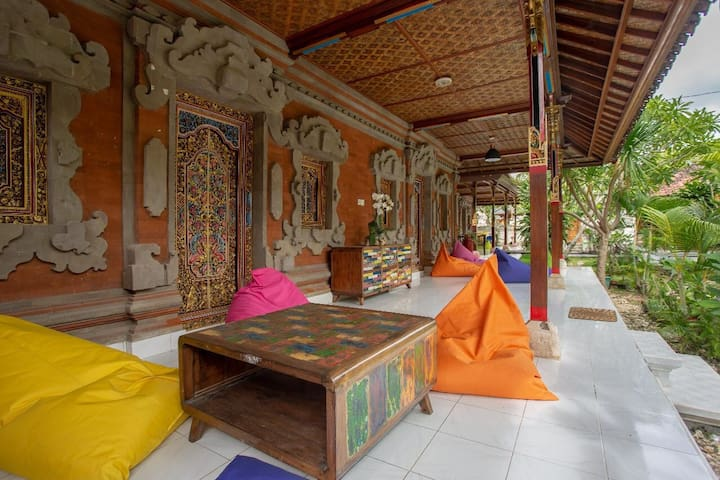 Nusa Penida Modern Balinese Backpacker Hostel #1