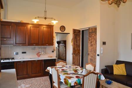 Appartamento centro storico Sassello, Villa Scasso - Sassello