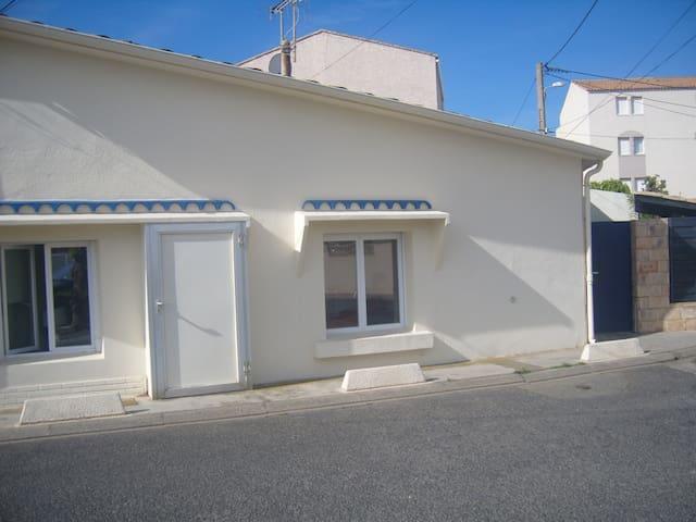 Maison de plein pied Valras-plage - Valras-Plage - Casa