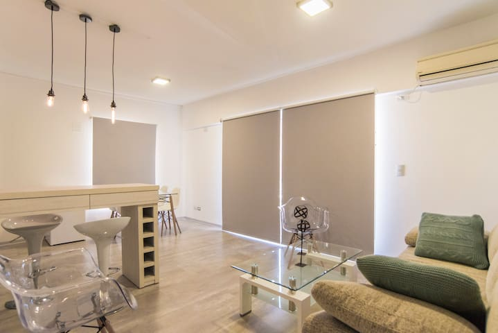 City apartment in Bs As for 3 pax