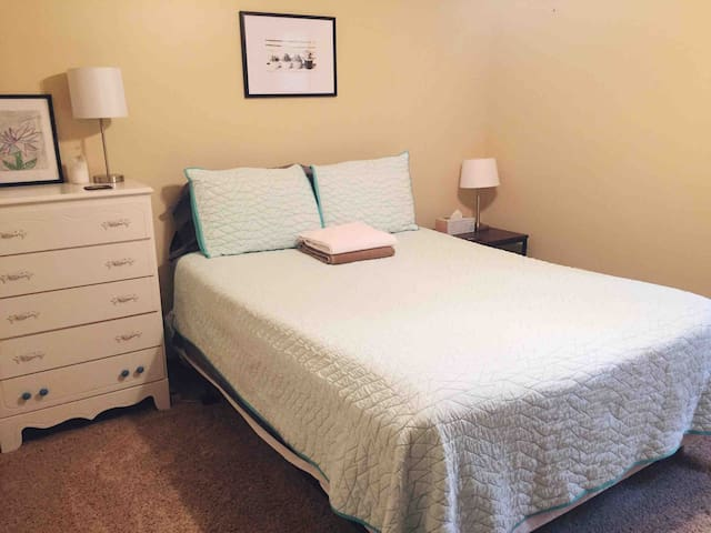 Cozy 1 bed, 1 bath near campus