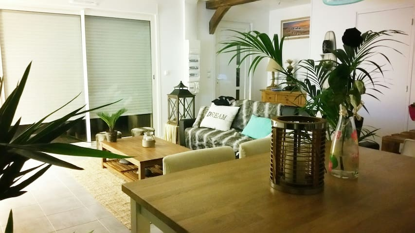 Chambre Bord de Mer - Louviers - Дом