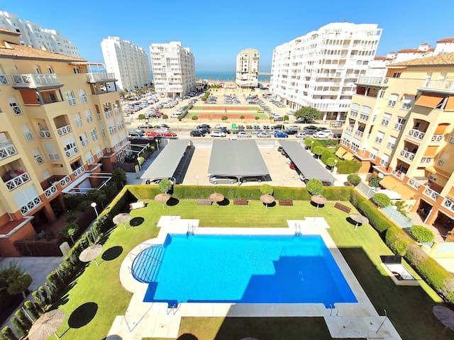 Penthouse in Valdelagrana beach