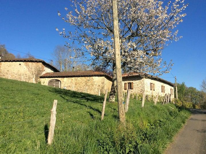 Gîte in authentieke 18/19 eeuwse boerderij