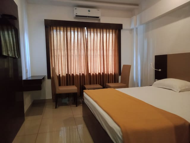 Krishna Regency- Double Bed Room III, Ac